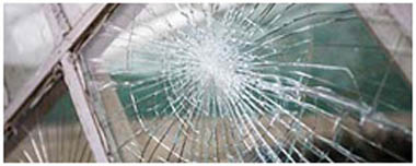 Canterbury Smashed Glass